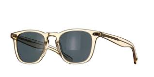 Garrett Leight Brooks Blue Smoke Sunglasses | X 2083 CH/BS | As Seen On Brad  Pitt | PRETAVOIR