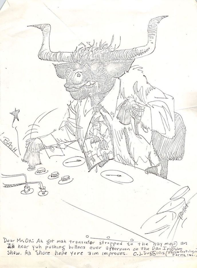 The Evil Ox