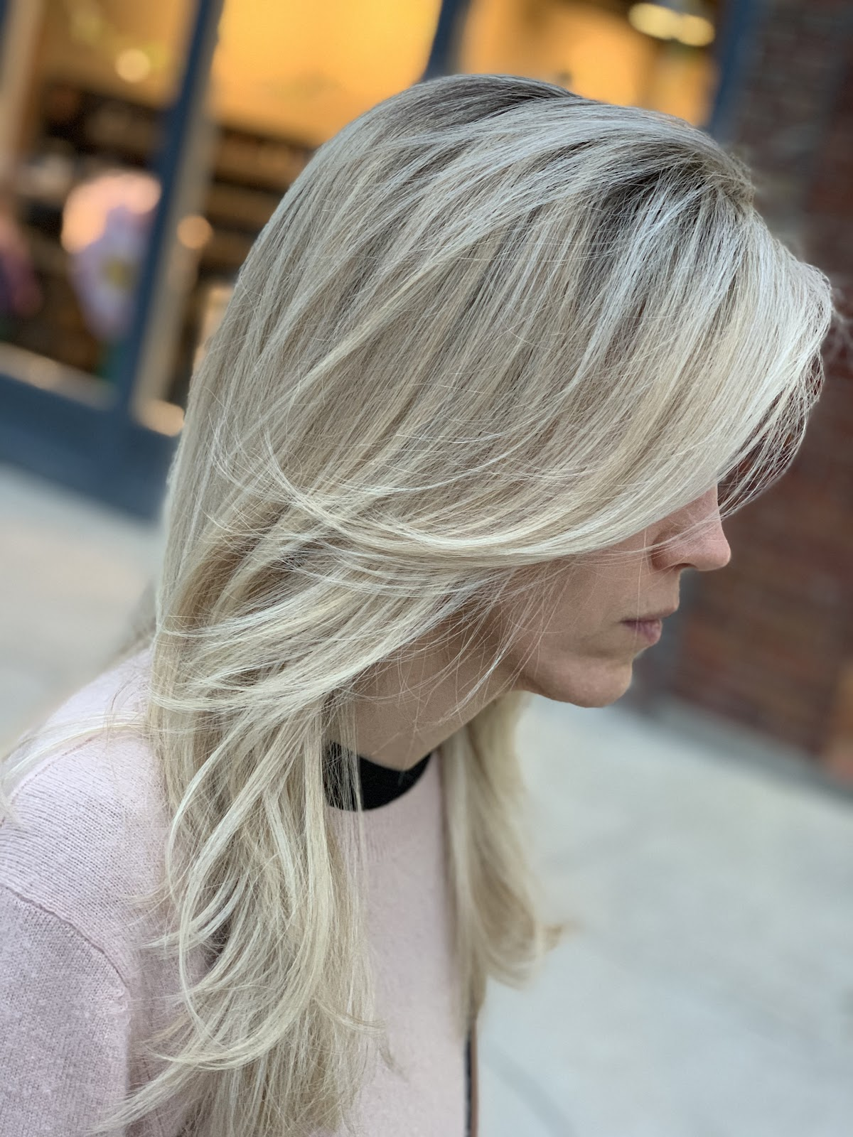 columbus ohio stylist term: layers