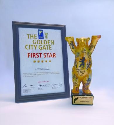 Image result for Golden City Gate Tourism Multi-media Awards