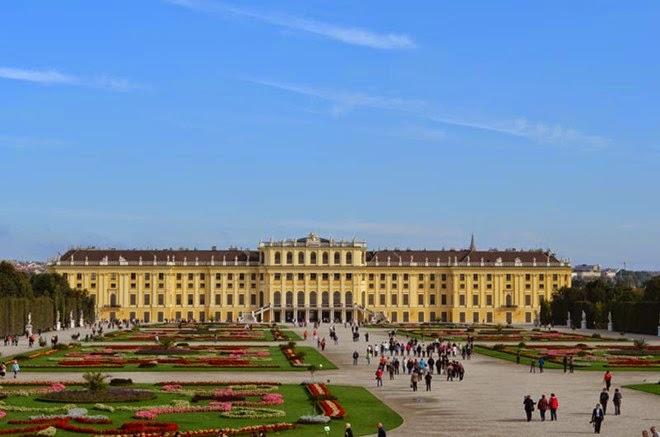 Khám phá thủ đô Vienna của Áo