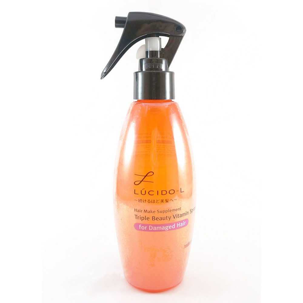 Lucido-L Triple Beauty Vitamin Spray