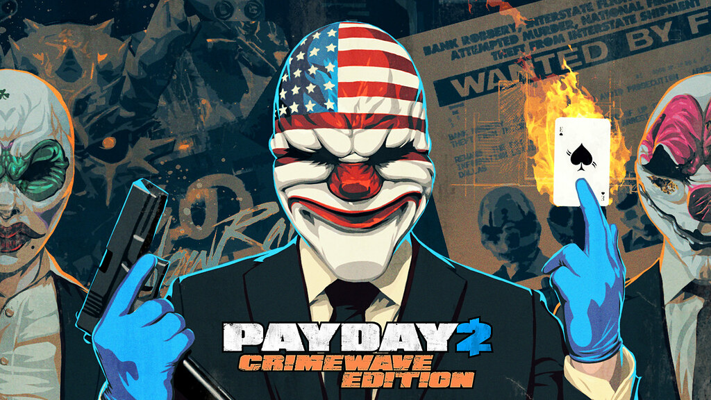 Payday 2 bank robber featured image