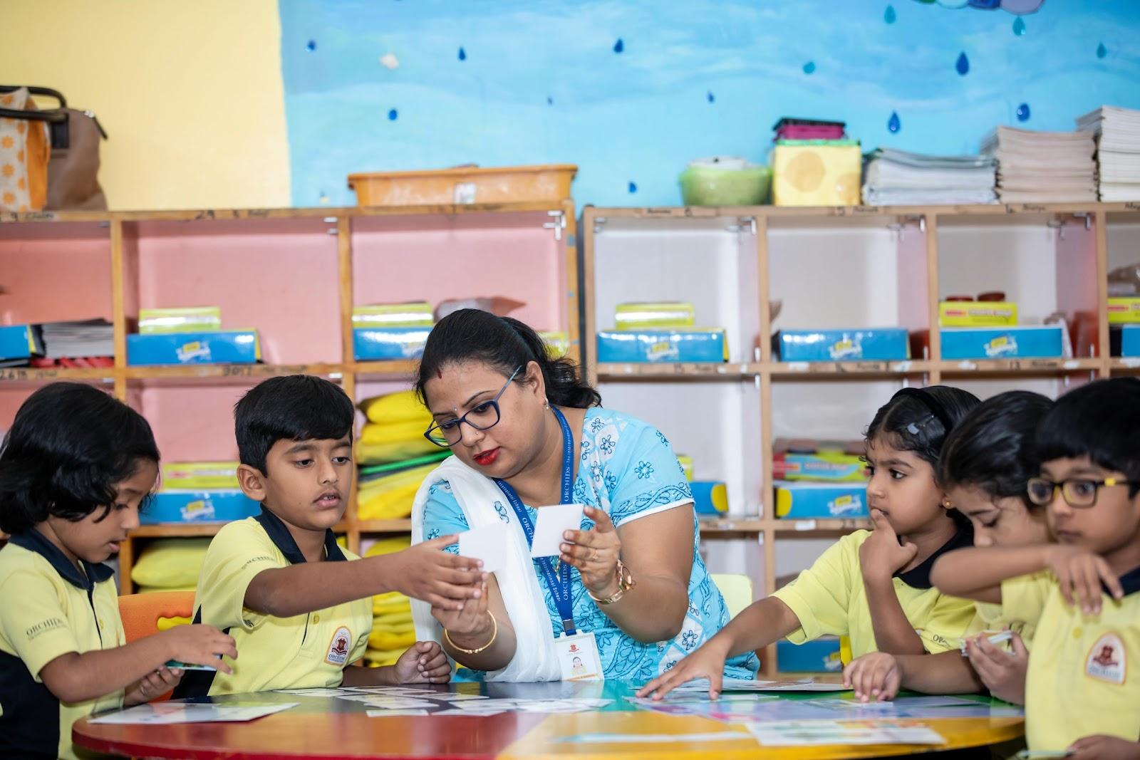 CBSE school focuses on all aspects of health