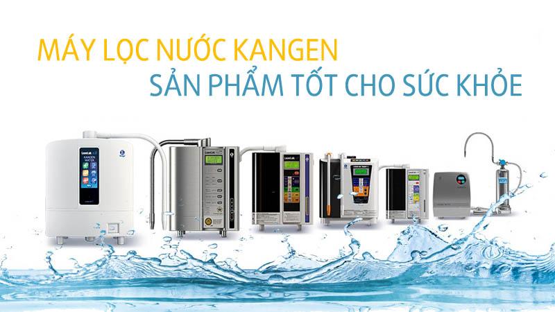 Máy lọc nước Kangen rất tốt cho sức khỏe và đáng để sử dụng