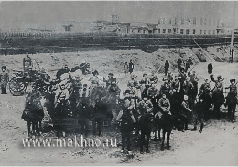 Черная сотня. 1920