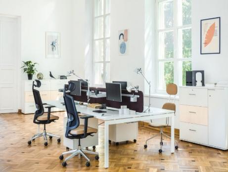 Les tendances 2021 dans le mobilier de bureaux professionnels