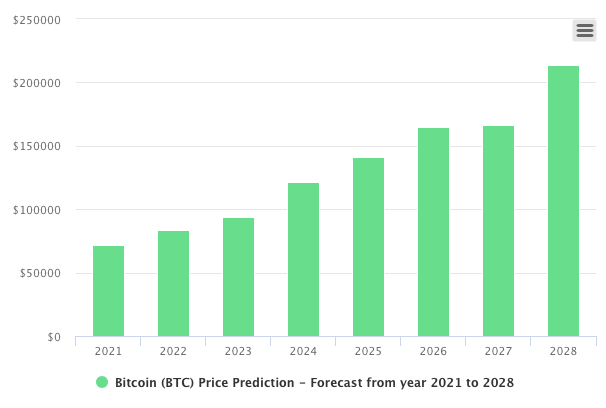 Bitcoin price predictions: Tesla sends BTC to new record highs