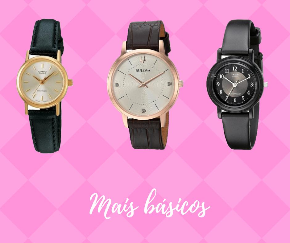 8ebc9d908ec Guia de relógios femininos  Aprenda a escolher o modelo ideal