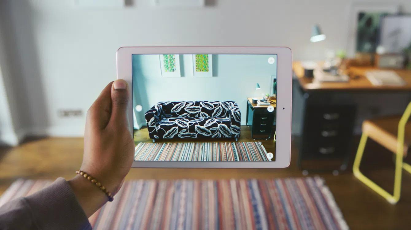 Ikea AR mobile app