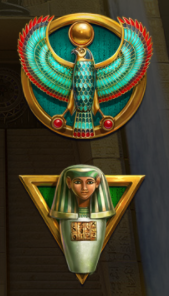 Mercy of the Gods symbols