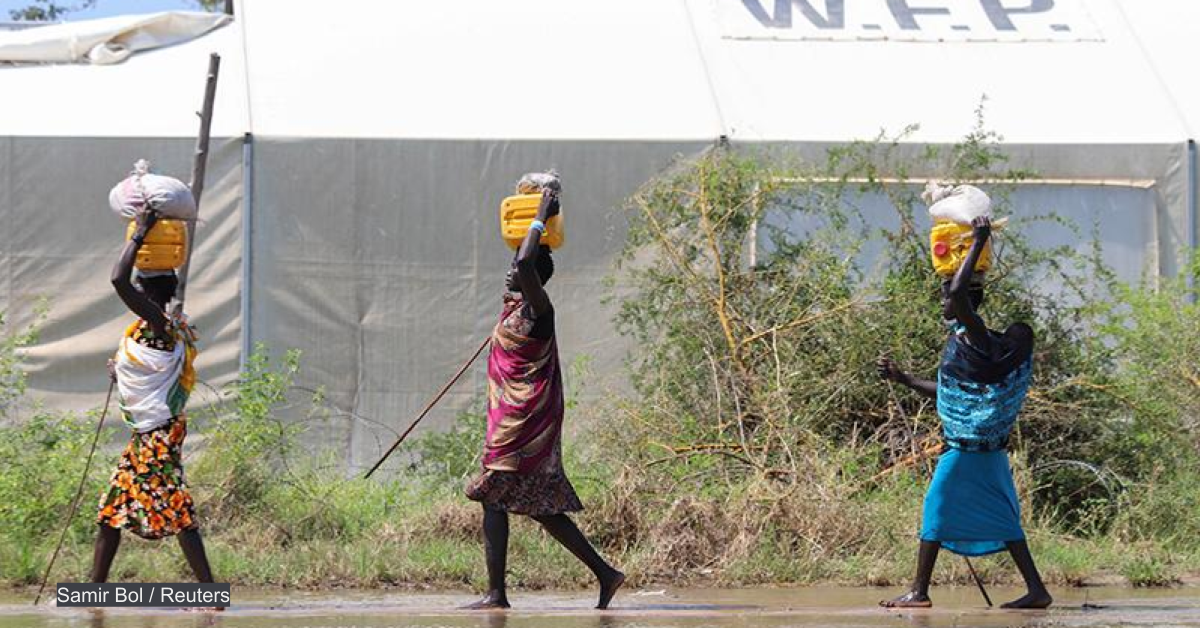 In Brief: South Sudan facing highest ever levels of food insecurity