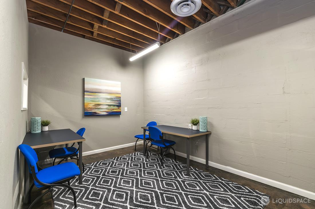 Amen Coworking Space in Sacramento