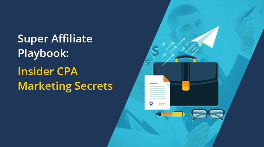 Page cover for Super Affiliate Playbook