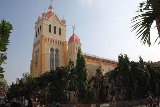 Nhà thờ Xóm Chiếu, Tp Hồ Chí Minh