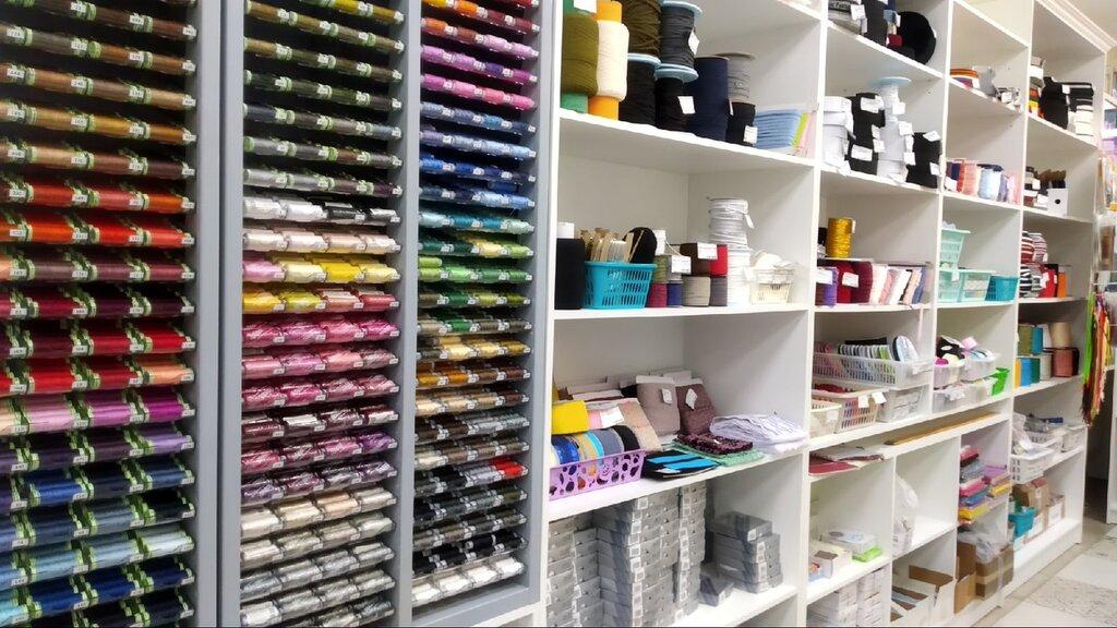 Магазины швейной фурнитуры в Украине