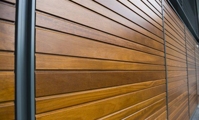 Image result for iroko cladding