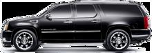 6 passenger Cadillac Escalade