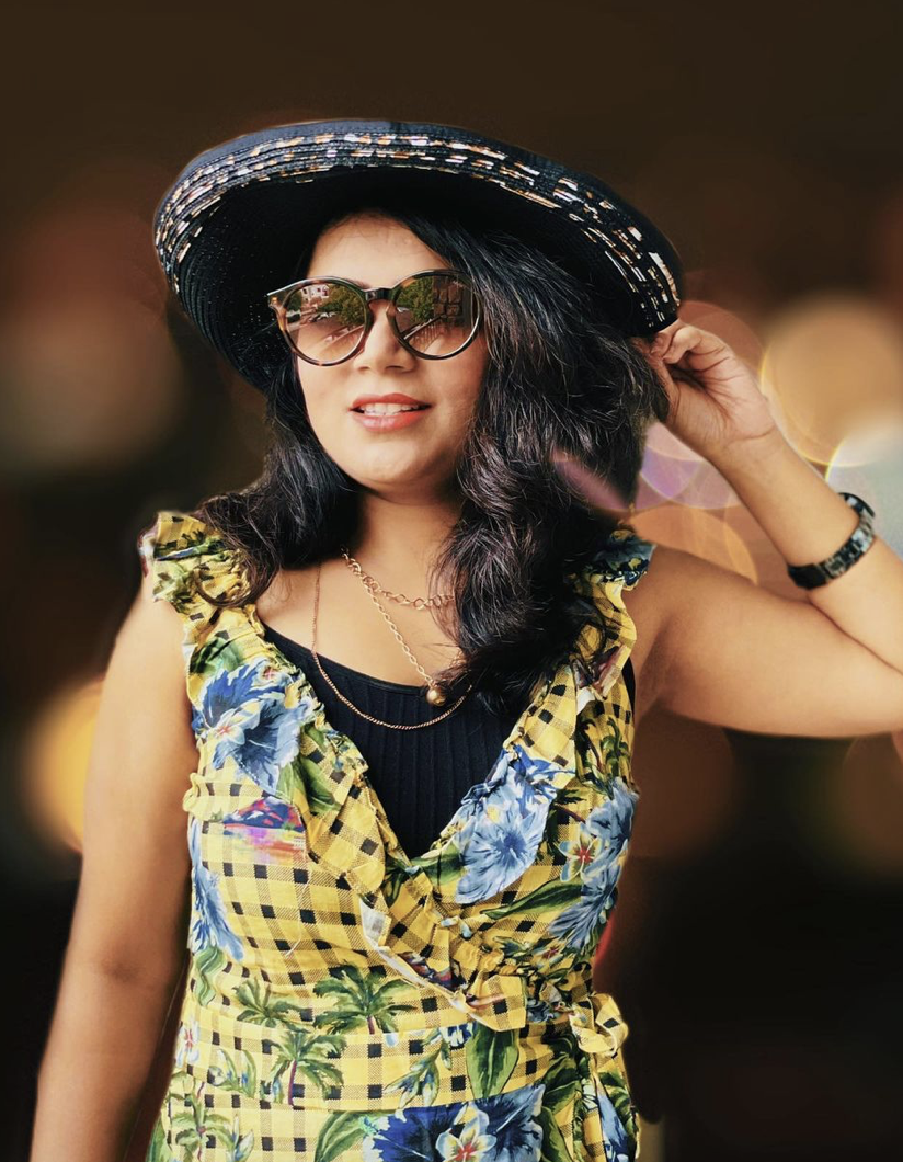 Juhi Nigam | Microinfluencer from India