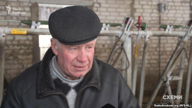 Заступник голови фермерського господарства «Озон» Дмитро Дзюба