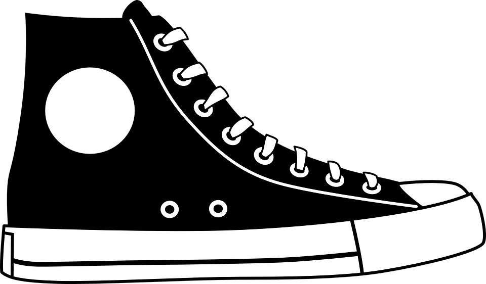 Free vector graphic: Shoe, Sneaker, Boot, Plimsoll - Free Image on ...