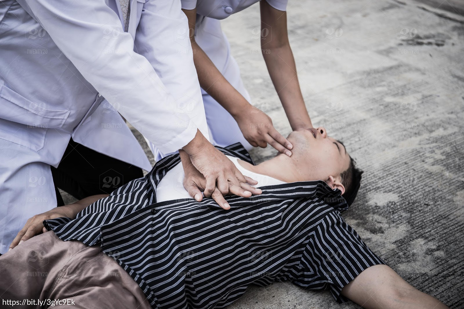 Sudden Cardiac Arrest - 4 Things to Know