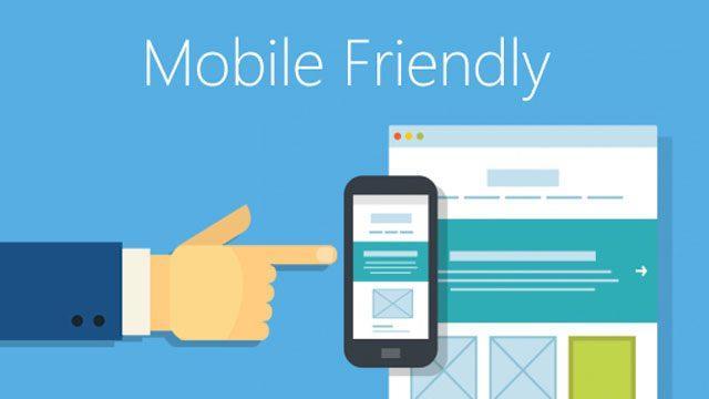 Hasil gambar untuk mobile friendly web