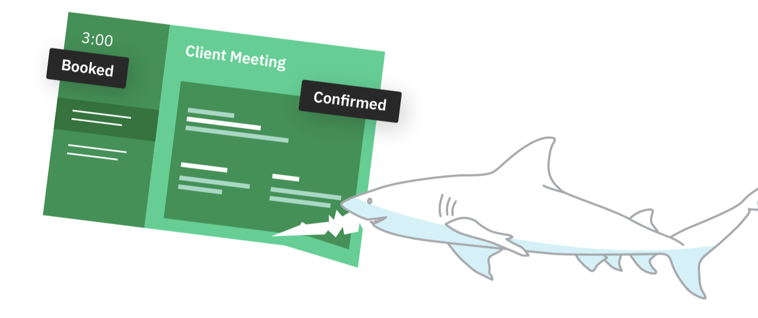The Problem: Room Sharks in Poorly-Managed Meeting Spaces Cost Businesses Big Time