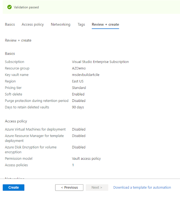Azure Key Vault Tutorial | Secure secrets, keys and certificates easily