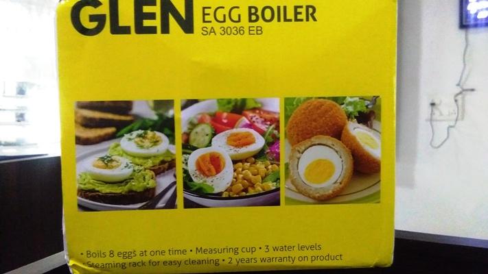 Glen 3036 Egg Boiler-Review
