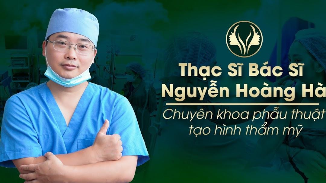 Ths.BS Nguyễn Hoàng Hà chuyên gia phẫu thuật tạo hình thẩm mỹ