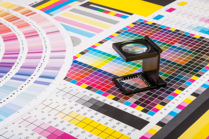 There are several methods typically employed by printers who take color management seriously.