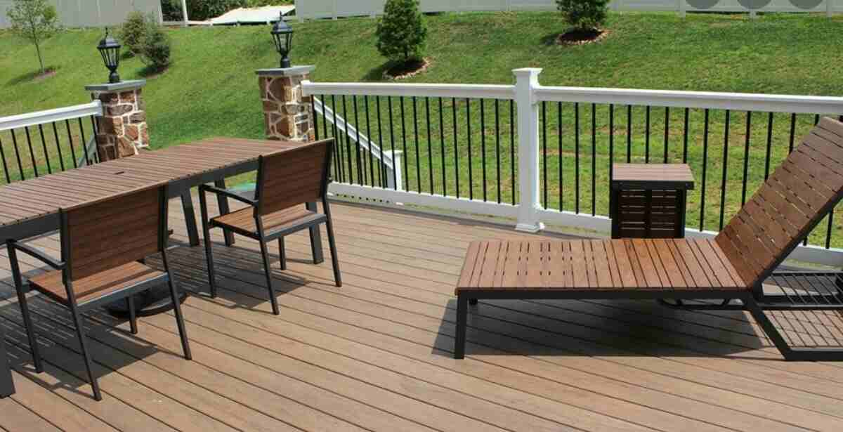 Best decking material in the UK