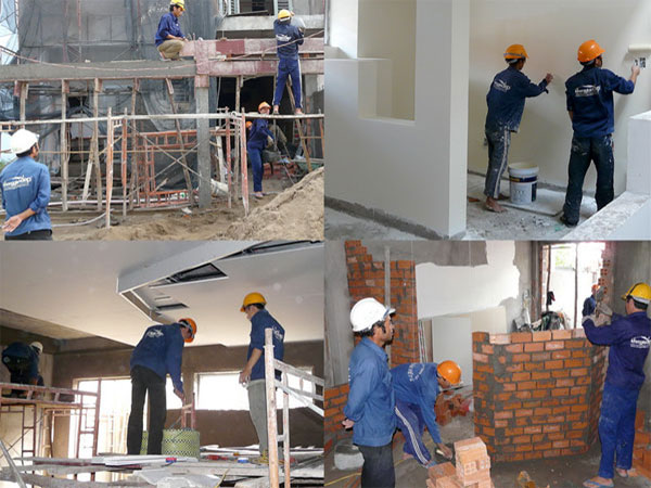 Dịch vụ sửa nhà quận 3 tại Xây dựng Trường Tuyền chất lượng cao, giá cả cạnh tranh
