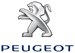 Android Auto Compatible car featuring Peugeot logo