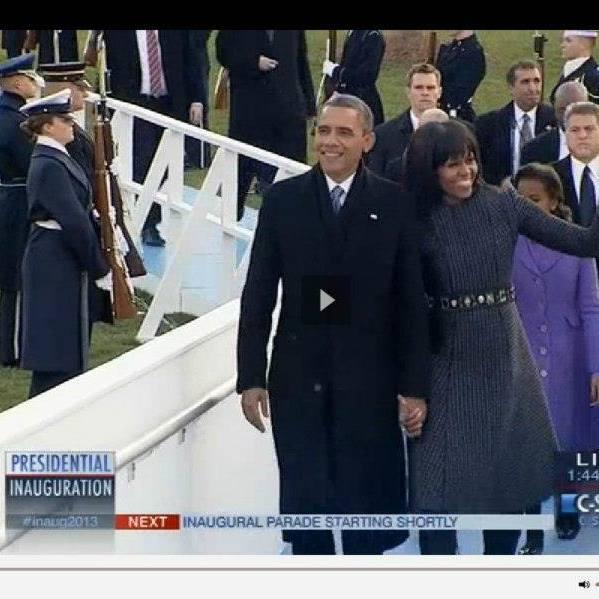 president inauguration coast guard
