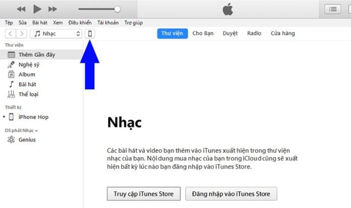 hạ cấp iOS 12