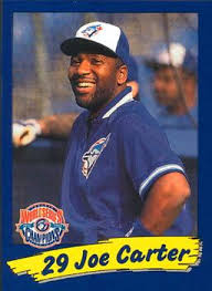 Joe Carter Gallery | The Trading Card Database