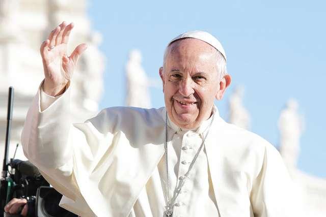 Đức Thánh Cha Phanxico nằm trong số 100 người có sức ảnh hưởng nhất của Tạp chí Time