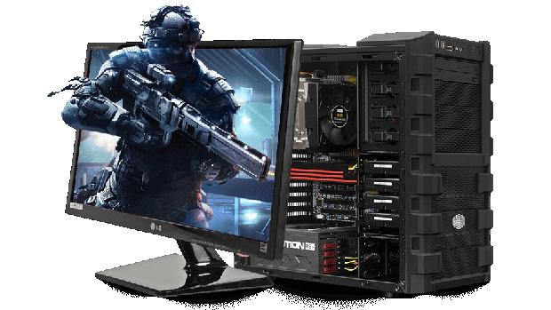 Самое интересное : Игровые компьютеры по доступной цене – реальность или миф?