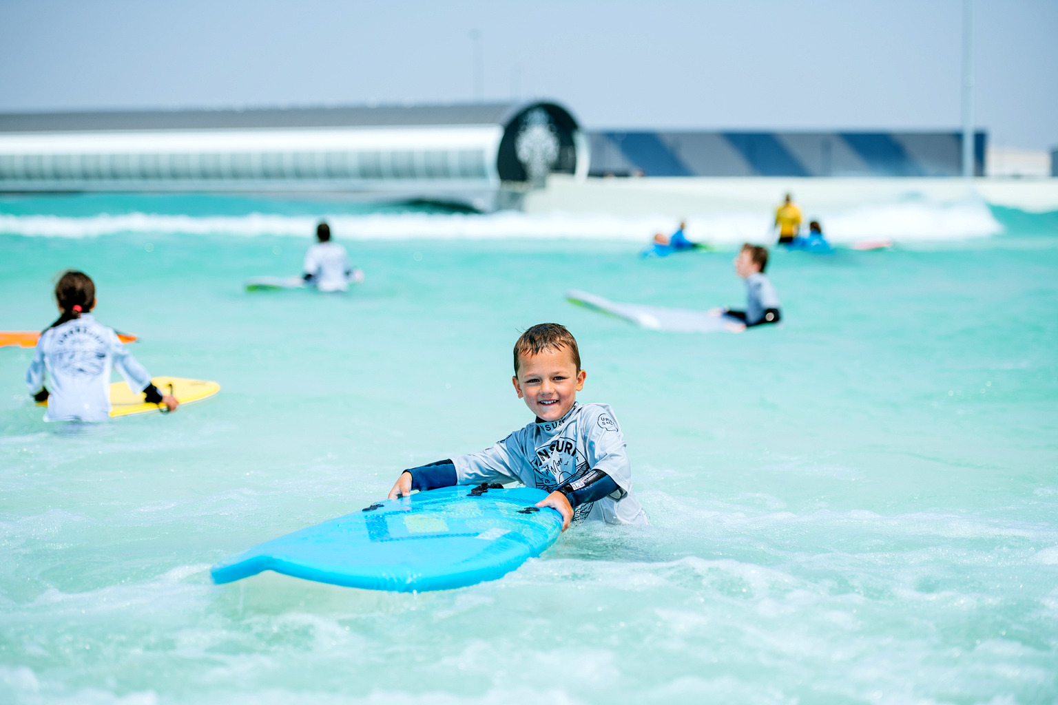 100 things to do in melbourne with kids artificial beach urban surf