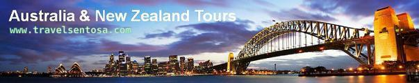Australia & New Zealand Land Tour Special