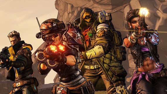 Borderlands 3 Hero Image