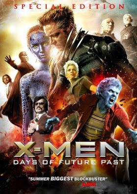 Filme Poster X-Men – Dias de um Futuro Esquecido DVDRip XviD & RMVB Legendado