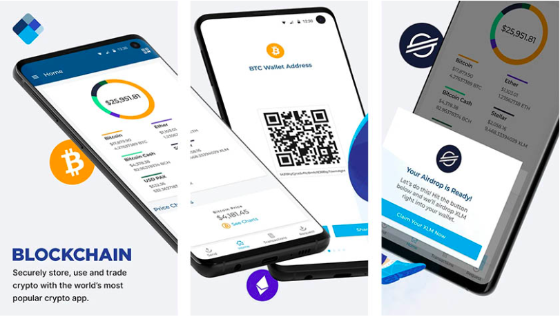 blockchain wallet features