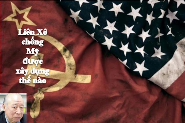 Website Liên Xô chống Mỹ được xây dựng như thế nào