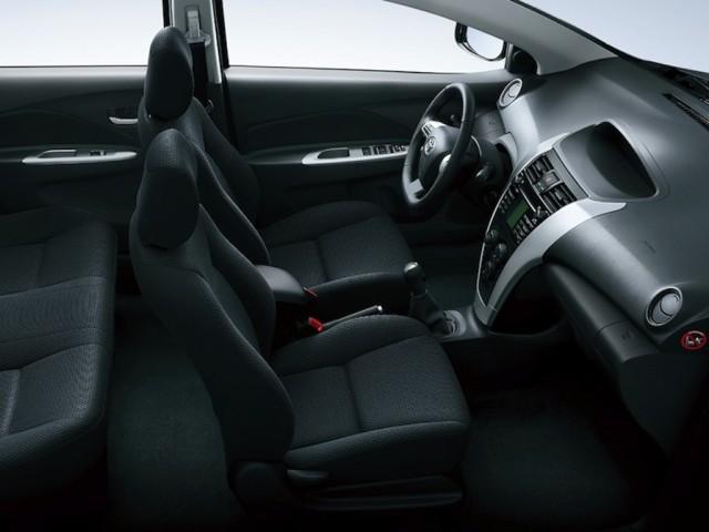 2012 Toyota Vios interior