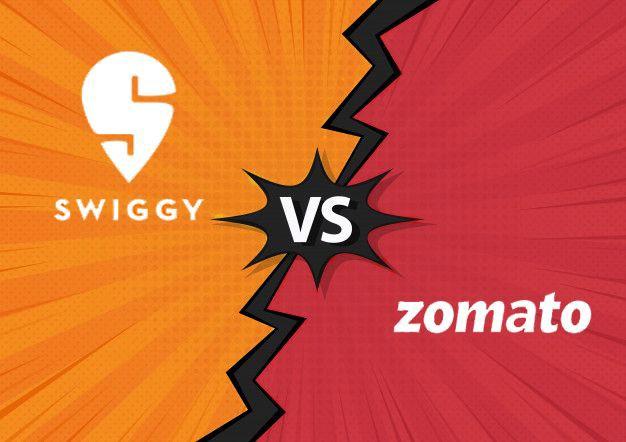 swiggy vs zomato digital face off