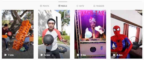 How to get sponsored on Instagram Zach King