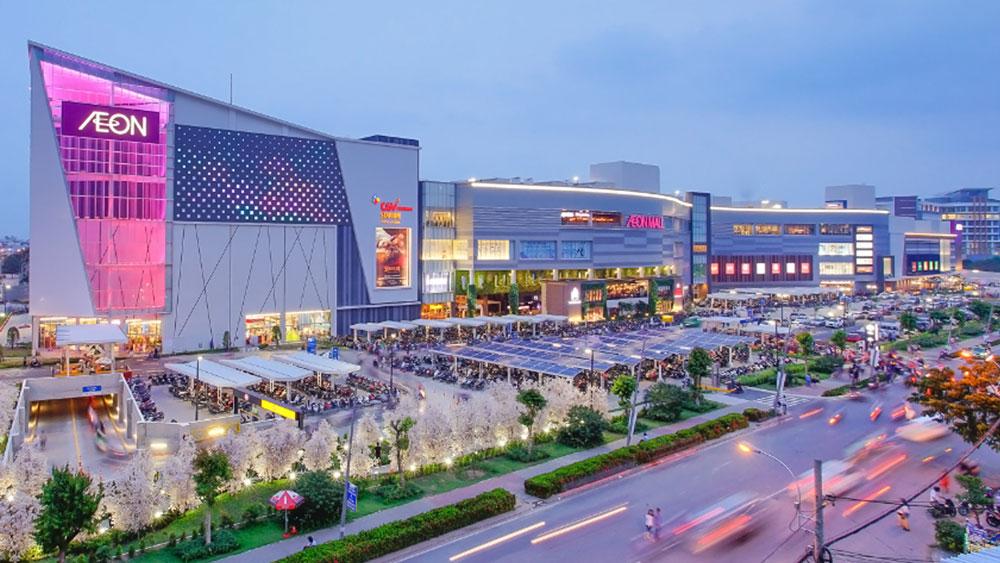 2 trung tâm thương mại lớn nhất Việt Nam hiện nay nằm ở đâu